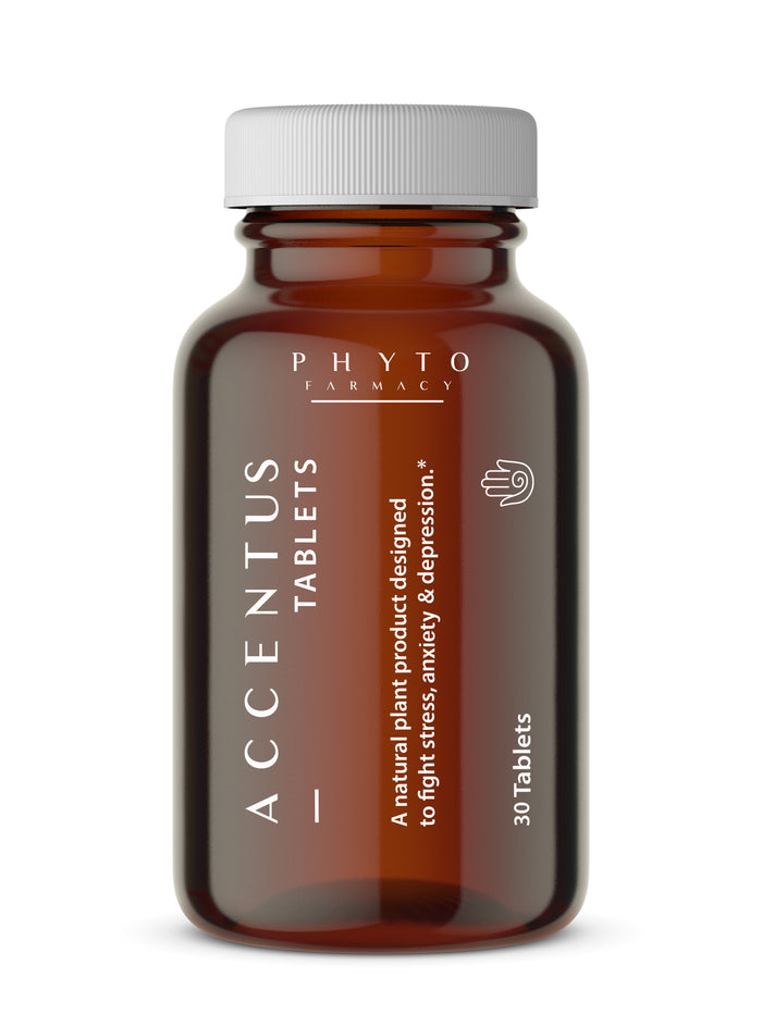 Accentus: Supports a Healthy Stress Response & Boosts Energy