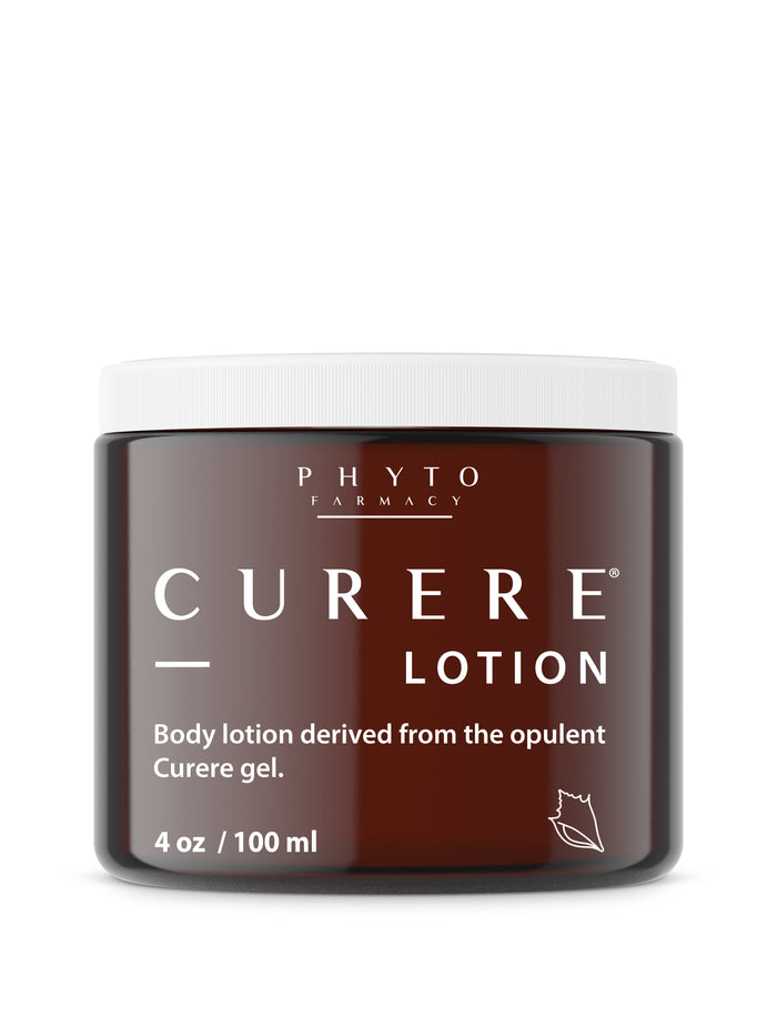 Curere Lotion: Superior Natural Moisturizing & Skin Protection