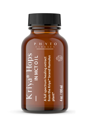 Kriya® Hops 1000mg Tincture - PeakHealthCenter