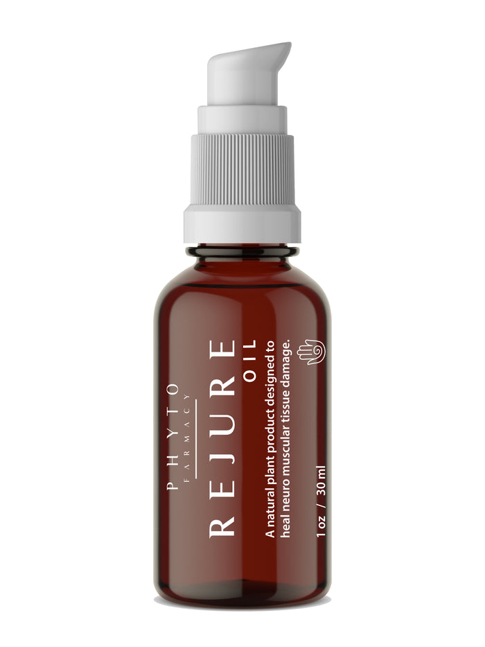 Rejure Oil: Prized by Royalty for Rapid Muscle & Joint Relief
