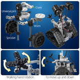 Intelligent Robot Bricks Toys