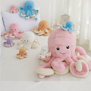 Lovely Octopus Plush Toy