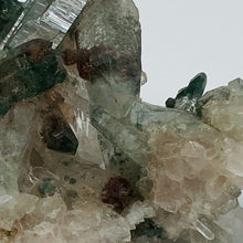 Load image into Gallery viewer, Double Terminated Lemurian Quartz with Chloride Inclusions (WOW)