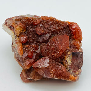 Red Quartz Specimen - Rare
