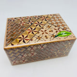 Japanese Wooden Trick Box