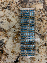 Load image into Gallery viewer, Blue Topaz Bracelet Z752