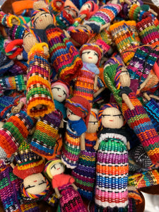 Worry Doll from Guatemala