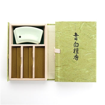 Mainichi Byakudan Japanese Sandalwood Stick Incense