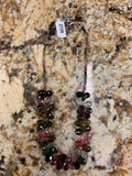 Fun Multi-color Tourmaline Necklace Z728