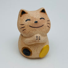 "Load image into Gallery viewer, Japanese Arigato ""Thank You""  Small Ceramic Figurine"