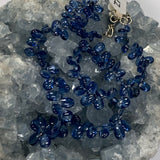 Kyanite Beaded Necklace Z179