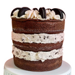 Chocolate w/ Whipped Oreo Cheesecake Filling