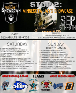 Sideline Showdown Series - Stop 2 (Minnesota)