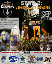 Load image into Gallery viewer, Sideline Showdown Series - Stop 2 (Minnesota)
