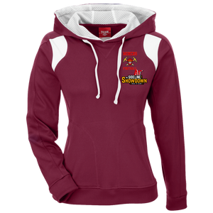 Miners Football at The Sideline Showdown Series Ladies' Colorblock Poly Hoodie