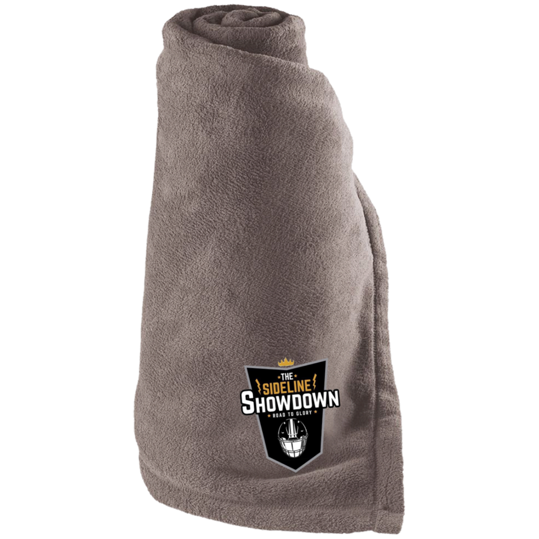The Sideline Showdown Series Large Fleece Blanket