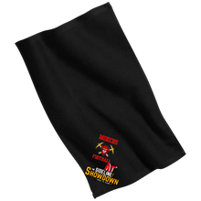 Load image into Gallery viewer, Miners Football at The Sideline Showdown Series Rally Towel