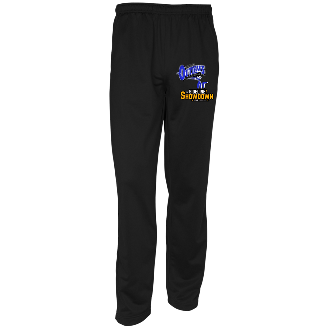 Montana Outlaws at The Sideline Showdown Series Youth Warm-Up Track Pants