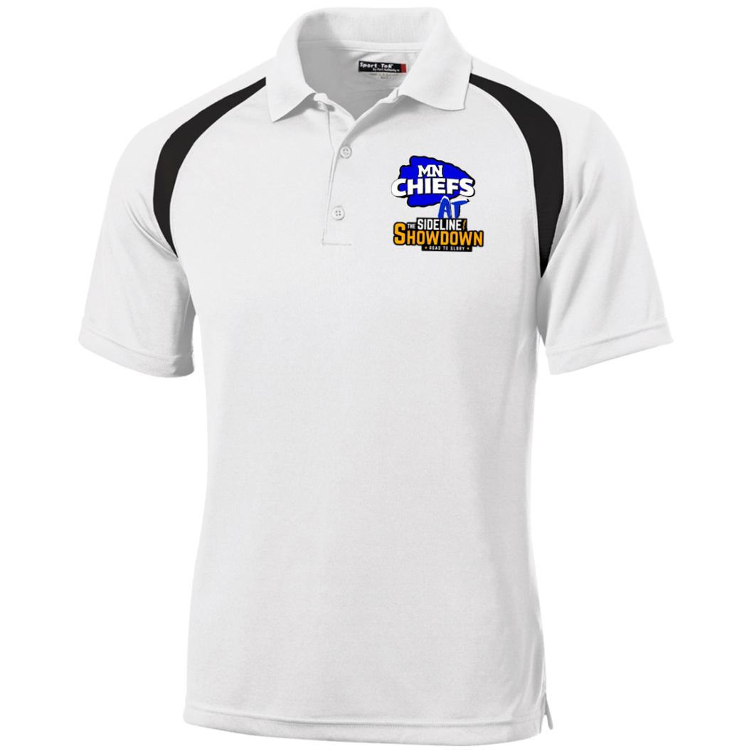 MN Chiefs at The Sideline Showdown Series Moisture-Wicking Tag-Free Golf Shirt