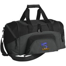 Load image into Gallery viewer, Montana Outlaws at The Sideline Showdown Series Small Colorblock Sport Duffel Bag