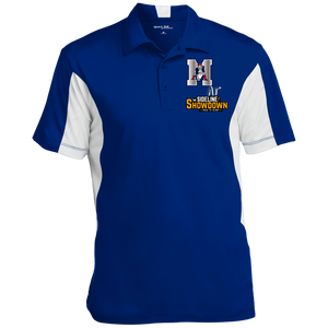 Omaha Patriots at The Sideline Showdown Series Men's Colorblock Performance Polo