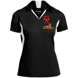 Miners Football at The Sideline Showdown Series Ladies' Colorblock Performance Polo