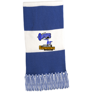 Montana Outlaws at The Sideline Showdown Series Fringed Scarf