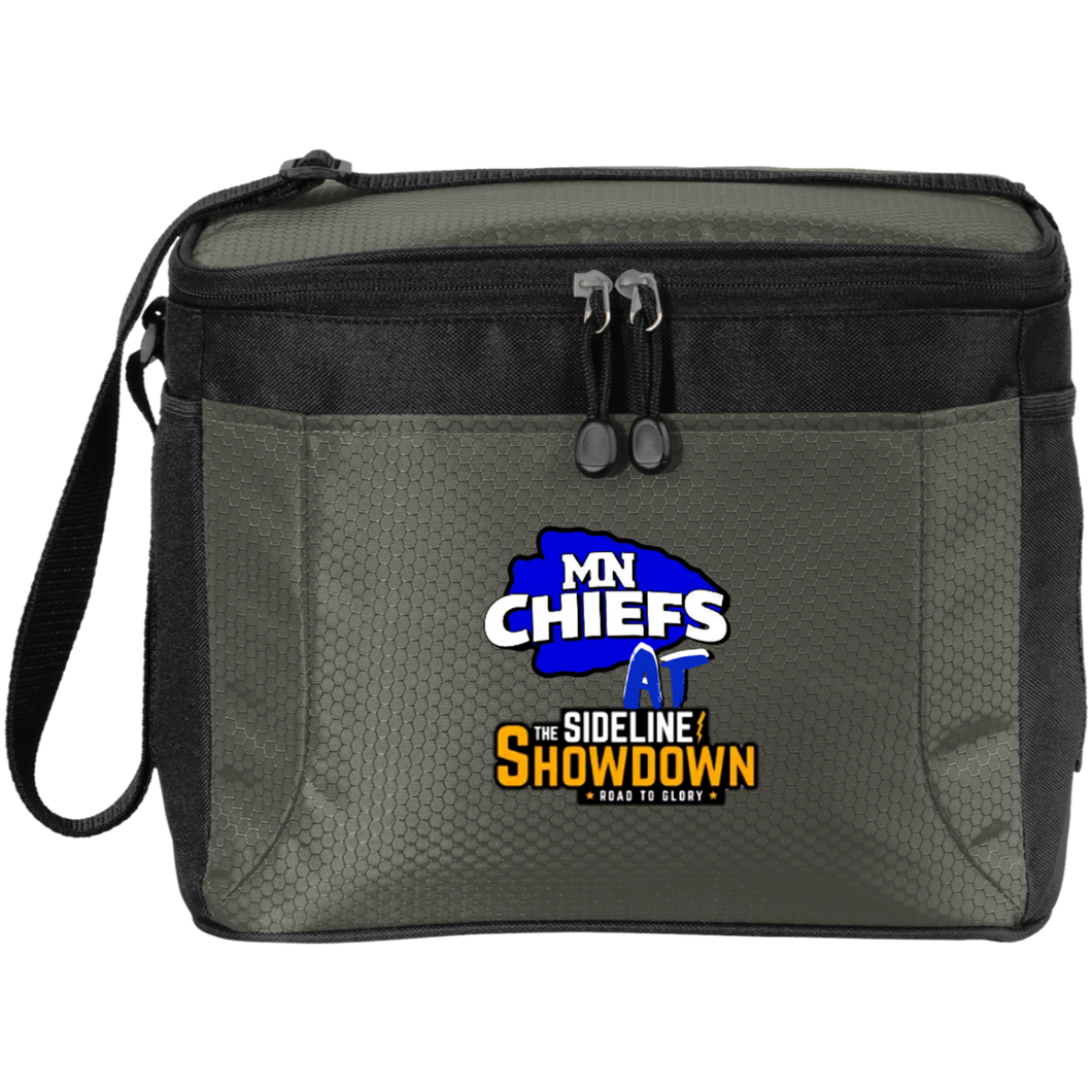MN Chiefs at The Sideline Showdown Series 12-Pack Cooler