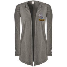 Load image into Gallery viewer, Omaha Patriots at The Sideline Showdown Series Women's Hooded Cardigan