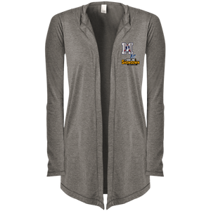 Omaha Patriots at The Sideline Showdown Series Women's Hooded Cardigan