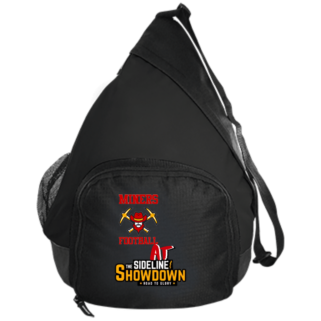 Miners Football at The Sideline Showdown Series  Active Sling Pack