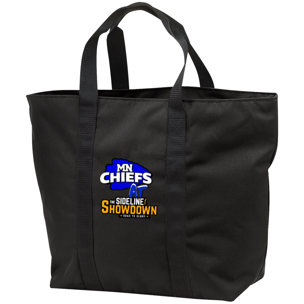 MN Chiefs at The Sideline Showdown Series All Purpose Tote Bag