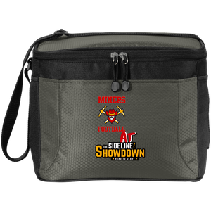 Miners Football at The Sideline Showdown Series 12-Pack Cooler