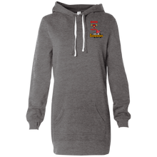 Load image into Gallery viewer, Miners Football at The Sideline Showdown Series Women's Hooded Pullover Dress