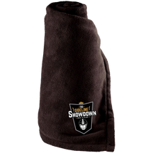 Load image into Gallery viewer, The Sideline Showdown Series Large Fleece Blanket