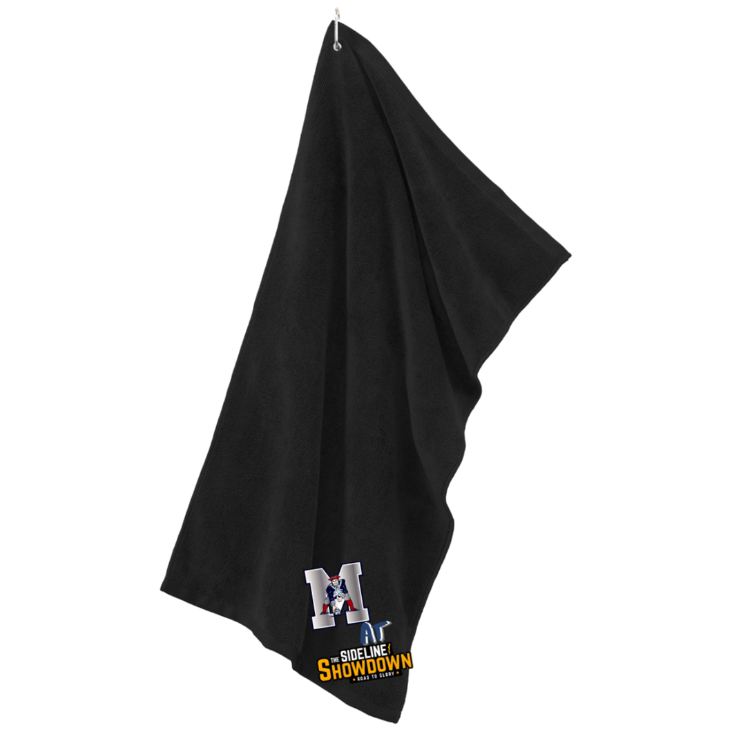 Omaha Patriots at The Sideline Showdown Series Microfiber Golf Towel