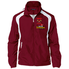 Load image into Gallery viewer, Miners Football at The Sideline Showdown Series Youth Colorblock Jacket