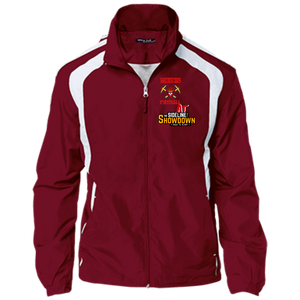 Miners Football at The Sideline Showdown Series Youth Colorblock Jacket