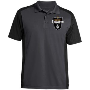 The Sideline Showdown Series Men's Colorblock Sport-Wick Polo