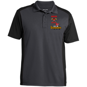 Miners Football at The Sideline Showdown Series Men's Colorblock Sport-Wick Polo