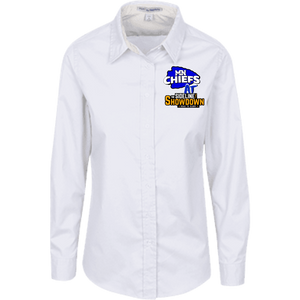 MN Chiefs at The Sideline Showdown Series Ladies' LS Blouse