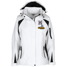 Load image into Gallery viewer, Omaha Patriots at The Sideline Showdown Series Ladies' Embroidered Jacket