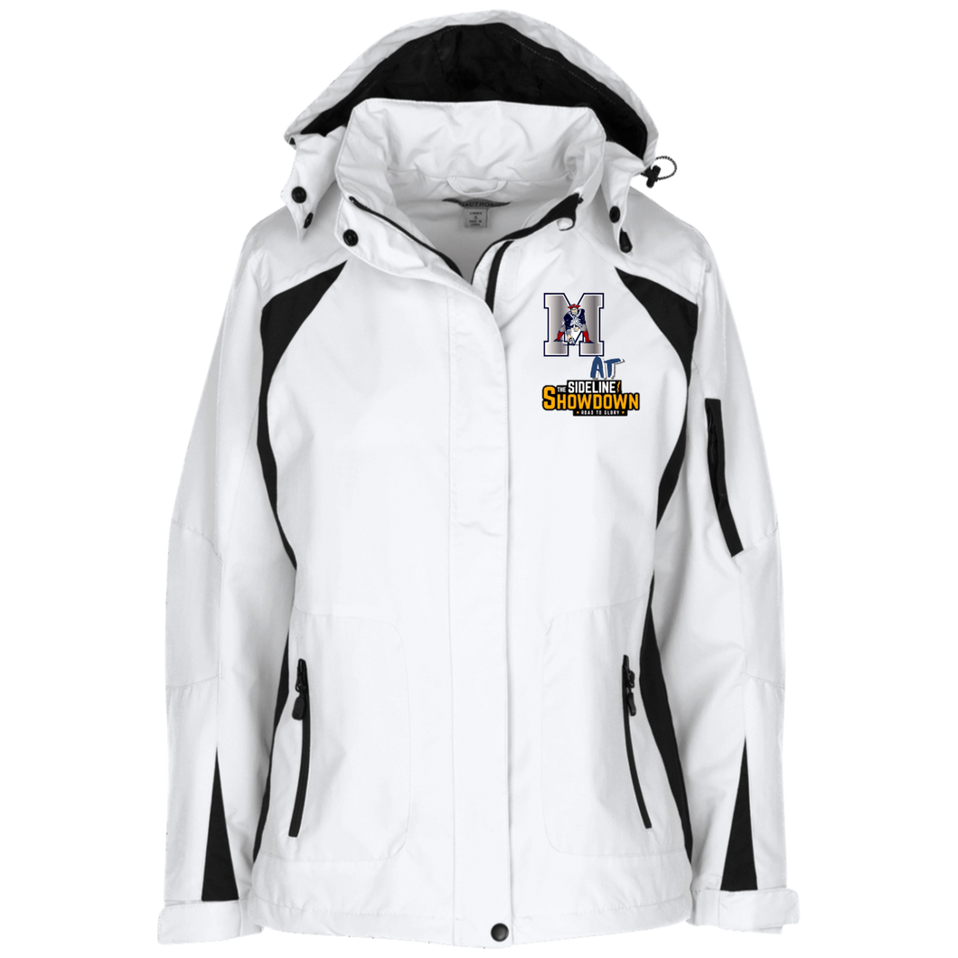 Omaha Patriots at The Sideline Showdown Series Ladies' Embroidered Jacket