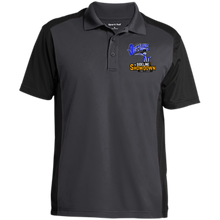 Load image into Gallery viewer, Montana Outlaws at The Sideline Showdown Series Men's Colorblock Sport-Wick Polo