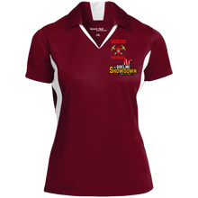 Load image into Gallery viewer, Miners Football at The Sideline Showdown Series Ladies' Colorblock Performance Polo