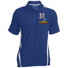 Load image into Gallery viewer, Omaha Patriots at The Sideline Showdown Series Men's Colorblock 3-Button Polo