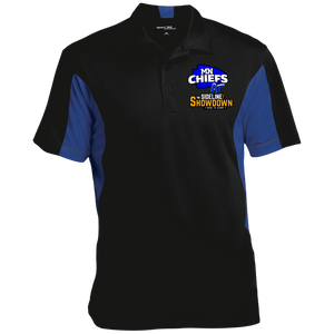 MN Chiefs at The Sideline Showdown Series Men's Colorblock Performance Polo