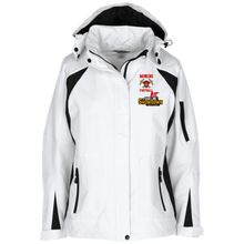 Load image into Gallery viewer, Miners Football at The Sideline Showdown Series Ladies' Embroidered Jacket
