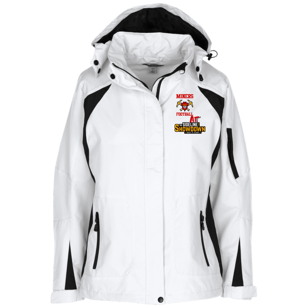 Miners Football at The Sideline Showdown Series Ladies' Embroidered Jacket