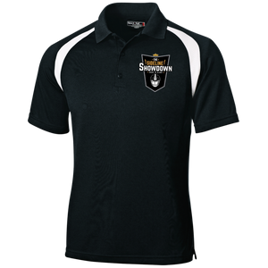 The Sideline Showdown Series Moisture-Wicking Tag-Free Golf Shirt